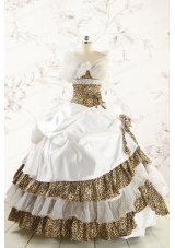 2015 Most Popular Quinceanera Dresses with Strapless