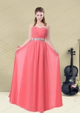 Brand New Strapless Beaded Prom Dresses Floor Length