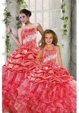 Brand new Sweetheart Beading Princesita Dresses in Watermelon