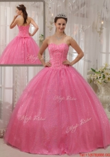 Fall Classical Ball Gown Sweetheart Beading Quinceanera Dresses