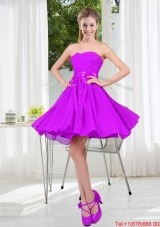 2016 Fall A Line Sweetheart Prom Dresses