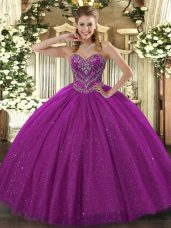 Top Selling Sweetheart Sleeveless Lace Quinceanera Dresses Beading Lace Up