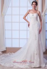 Mermaid Sweetheart Lace Beading Wedding Gowns