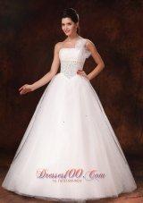 Bowknot Hottest Ball Gown Wedding Bridal Dress Gilding
