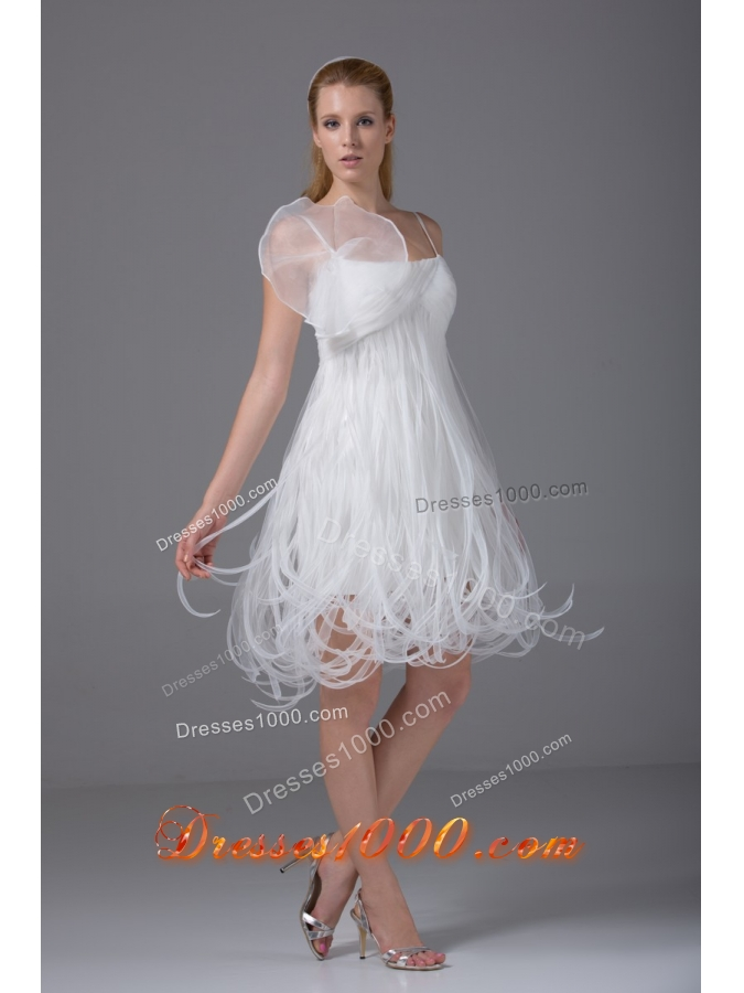 Short Skirt Wedding Dresses