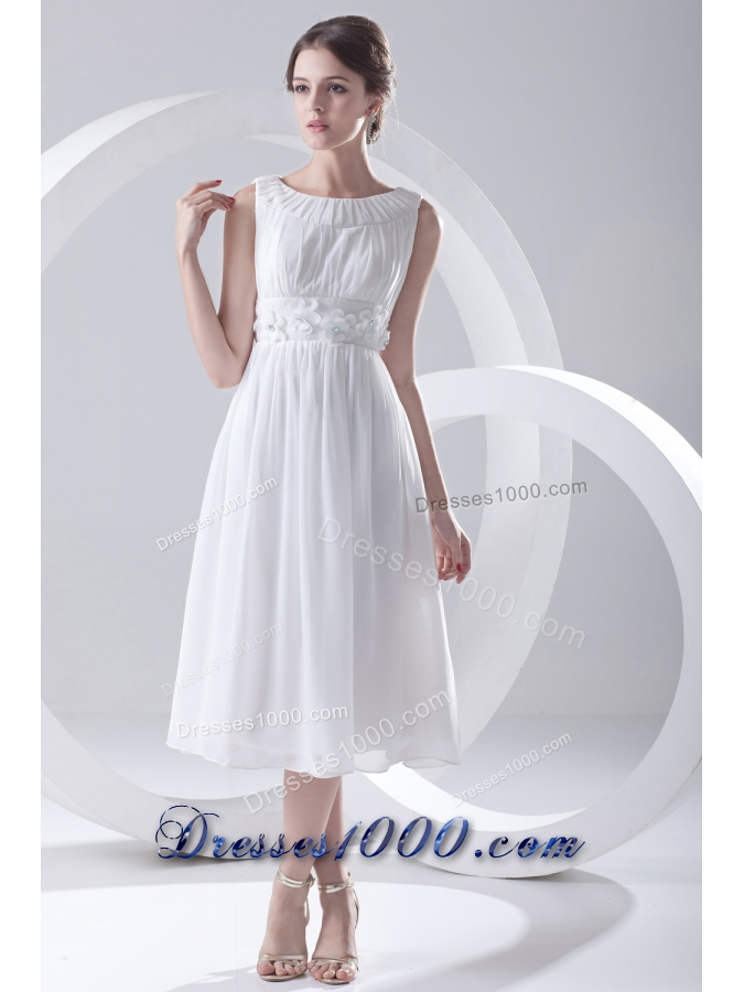 Tea length wedding dresses cheap for Cheap wedding dresses tea length