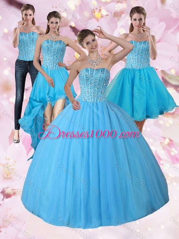 068b841c4c9 Strapless Detachable Quinceanera Dress with Appliques and Ruffles. Strapless  Detachable Quincea...US 249.54. triumph