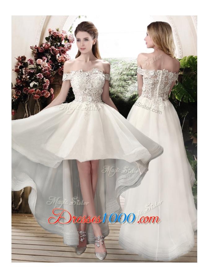 high low wedding dresses 2016